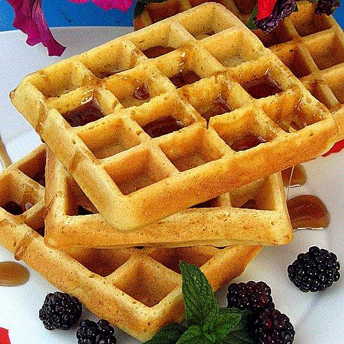 бельгийских для Рецепт электровафельницы вафель